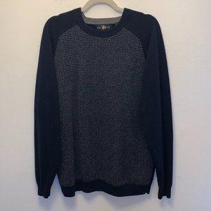 Glen Lyon Cashmere Long Sleeve Sweater B18-879